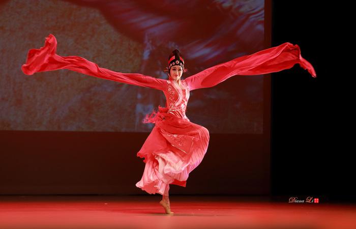 Espetáculo da cultura oriental está na programação do Janeiro de Grandes Espetáculos. (Foto: Diana Li/Divulgação)