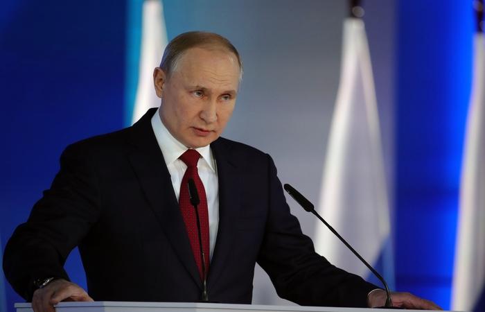 (Foto: Mikhail KLIMENTYEV/SPUTNIK/AFP)