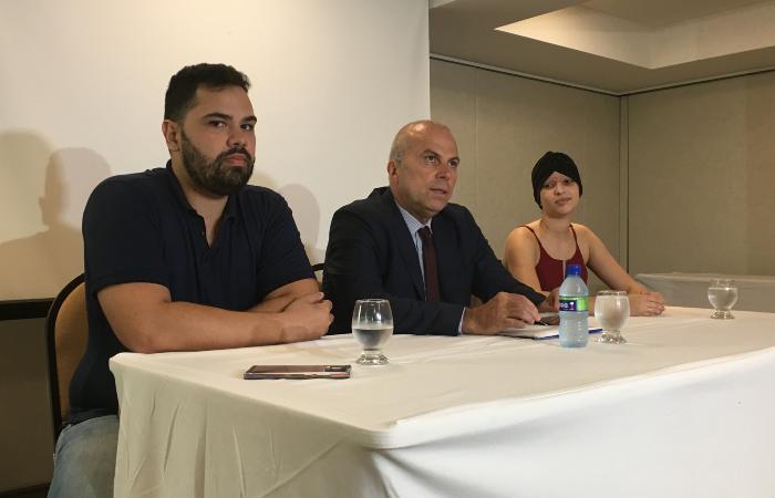 """""""Não sei o que a funcionária pretendia com essa conversa"""" (Foto: Diogo Cavalcante/DP.)"""