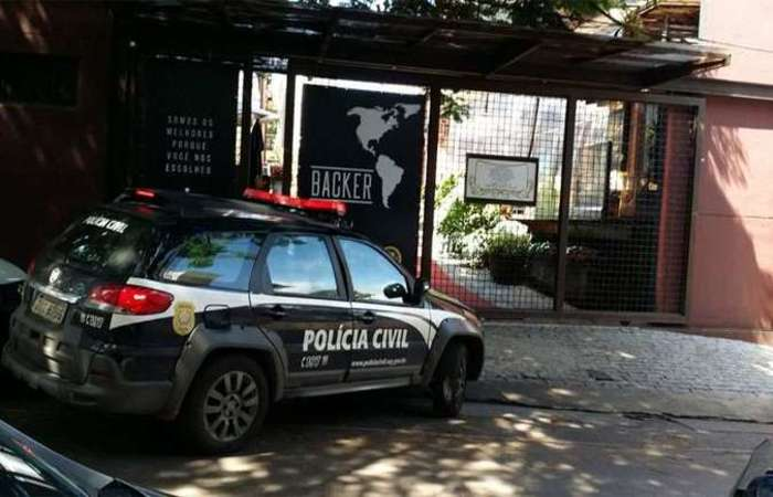 A Polícia Civil de Minas Gerais e o Ministério da Agricultura cumpriram mandados de busca e apreensão na quinta-feira (Foto: Polícia Civil/Divulgação)
