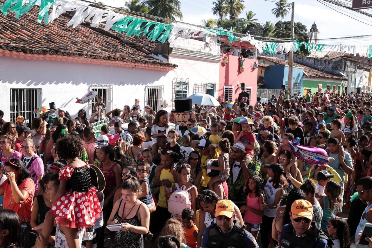 O desfile acontecerá na Estrada do Bonsucesso, em Olinda. Foto: Foto: Divulgação/Homem da Meia-Noite (O desfile acontecerá na Estrada do Bonsucesso, em Olinda. Foto: Foto: Divulgação/Homem da Meia-Noite)