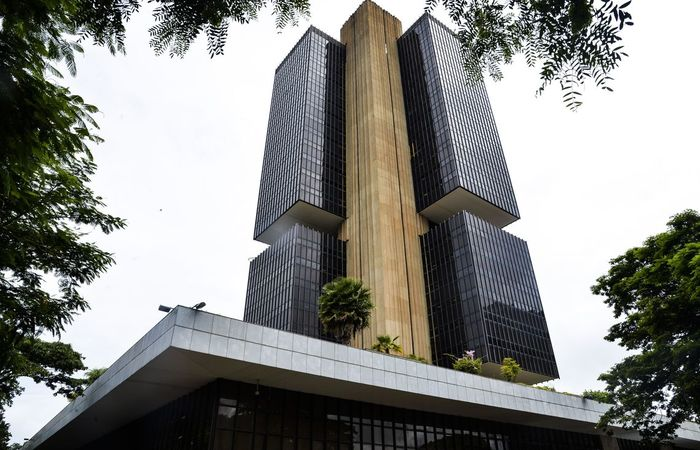 Edifício-Sede do Banco Central do Brasil em Brasília (Foto: Marcello Casal Jr/Agência Brasil )