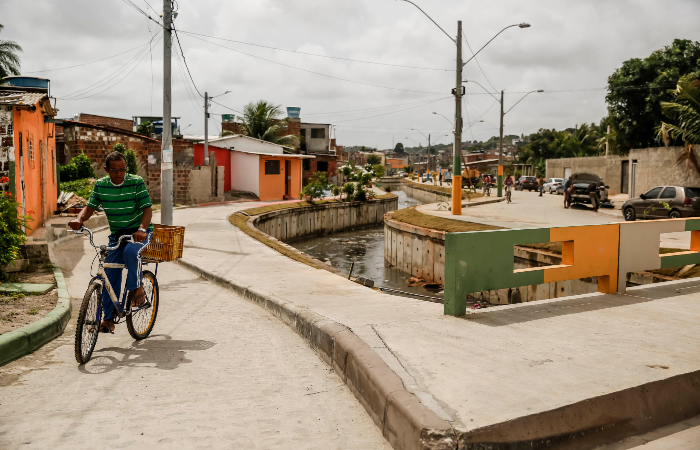 Foram investidos mais de R$ 31 milhões na obra de reurbanização. (Foto: Andrea Rego Barros/PCR.)