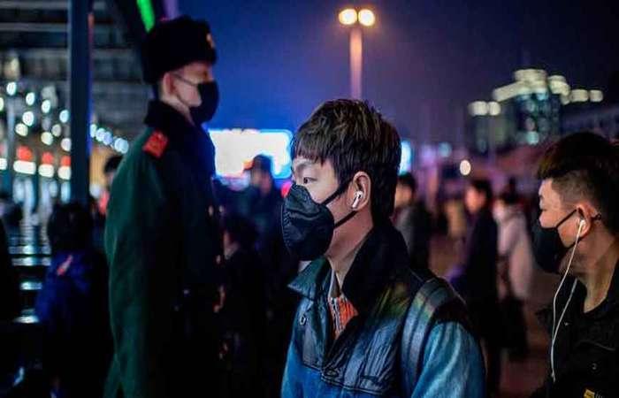 Coronavírus de hospedeiro desconhecido matou 17 pessoas na China. (Foto: Nicolas Asfouri/AFP)