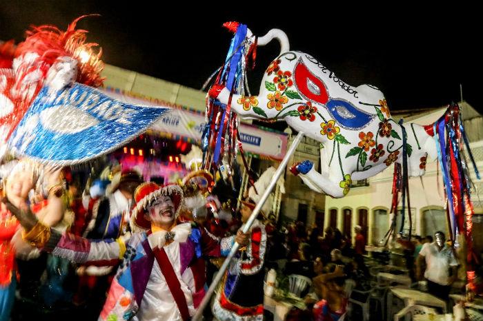 Até o carnaval, serão realizados mais quatro acertos de marcha. (Foto: Bruna Costa/Esp.DP)