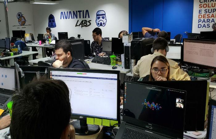 São 14 novas contratações para  analistas de produtos, de UX/UI, de testes (QA), desenvolvedores mobile, backend e de Inteligência Artificial. (Foto: Divulgação)