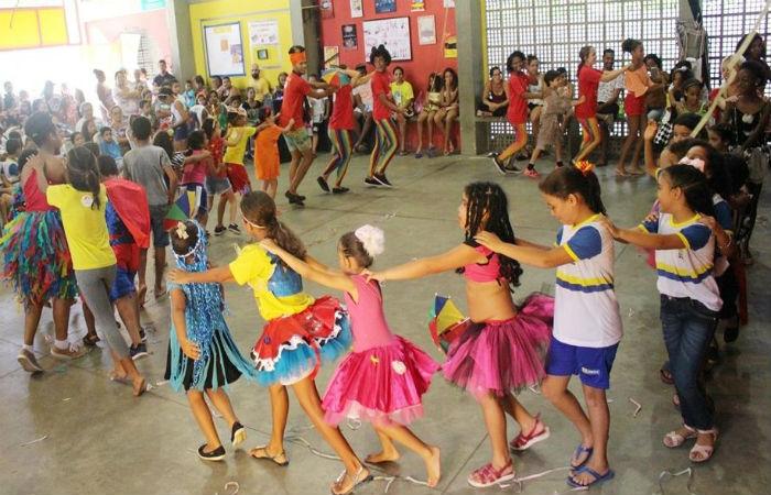 Bloco EPC em Folia acontece, tradicionalmente, na quinta-feira anterior ao Carnaval. (Foto: Tamy Nunes)
