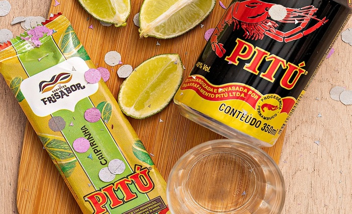 Produto vai compor a categoria de picolés exclusivos para adultos da sorveteria e conta com 3,6% de teor alcoólico (Foto: Caio Alencastro/Divulgação)