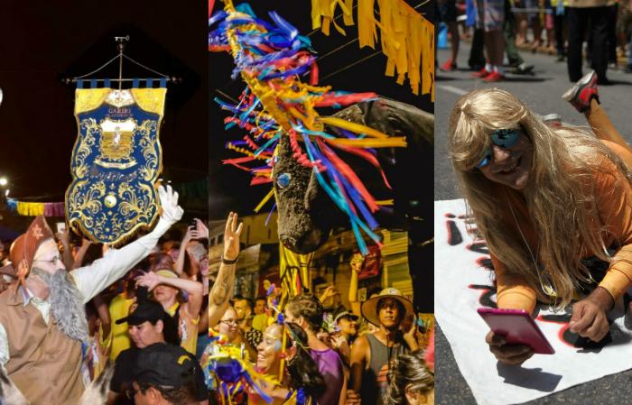 Cariri, Macuca e Virgens do Bairro Novo são algumas opções.  (Foto: Divulgação e Julio Jacobina/DP)