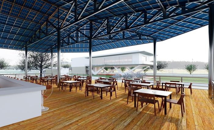 Serra Talhada vai receber o Armazém Social, que terá três ambientes sintonizados. (Foto: Projeção/Fecomércio)