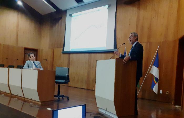 Dados relacionados ao trimestre, de todas as regiões do país, foram apresentados pelo Banco Central (Foto: Patrícia Monteiro / Esp.DP Foto)