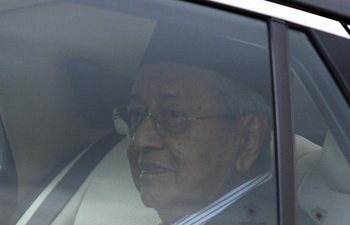 FOTO: MOHD RASFAN / AFP (MOHD RASFAN / AFP)