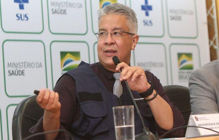 (Foto: Erasmo Salomão/Ministério da Saúde)