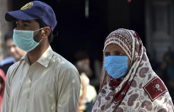 (FOTO: ARIF ALI / AFP  )
