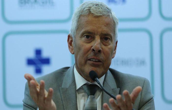 Secretário-executivo do Ministério da Saúde, João Gabbardo (Foto: Fábio Rodrigues Pozzebom/Agência Brasil )