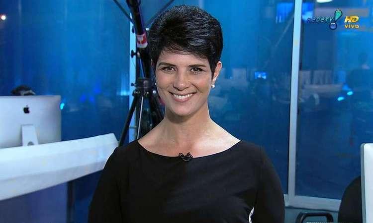 Jornalista assumirá permanentemente a apresentação do jornal, ao lado de Boris Casoy (Foto: Divulgação/Rede TV!)