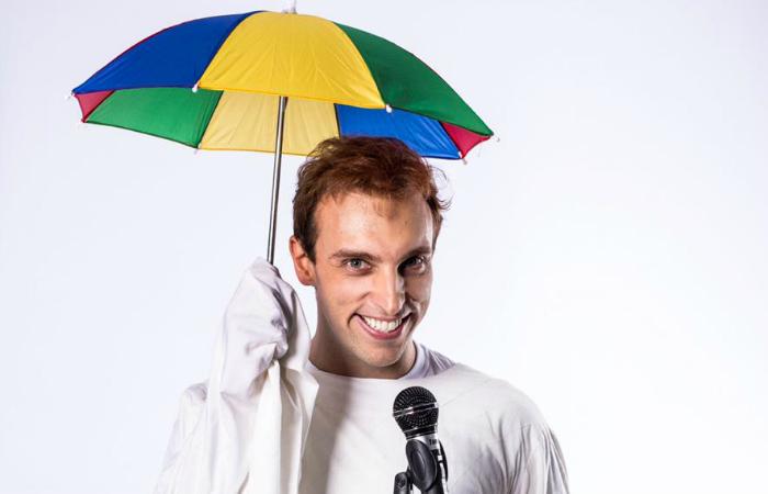 Léo Lins. (Foto: Divulgação)