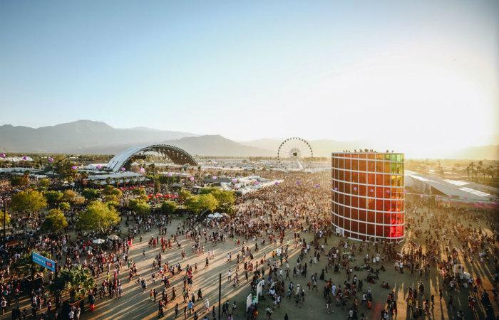 O Goldenvoice também adiou o festival de música country Stagecoach. (FOTO: Rich Fury, Getty Images for Coachella/AFP)