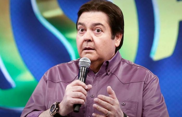 O programa Domingão do Faustão é um dos que pode ter a plateia suspensa  (Foto: Reprodução/TV Globo)