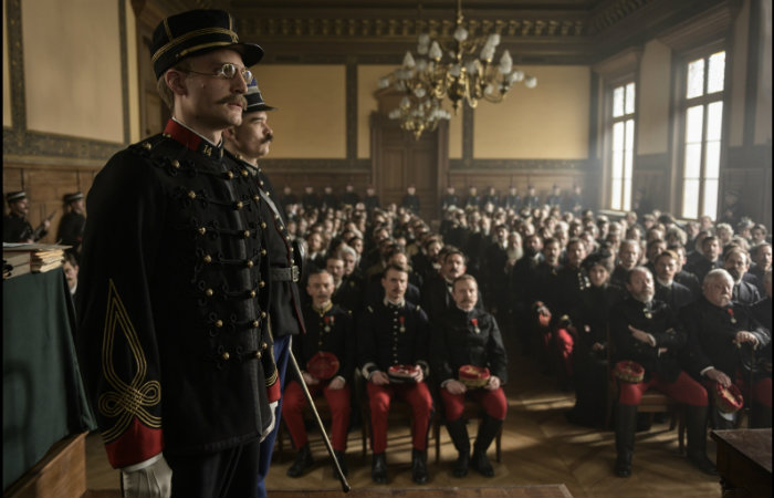 Longa do diretor francês, alvo de prostestos na premiação do César, aborda Caso Dreyfus, uma das maiores histórias de injustiça da França. (Foto: Divulgação)