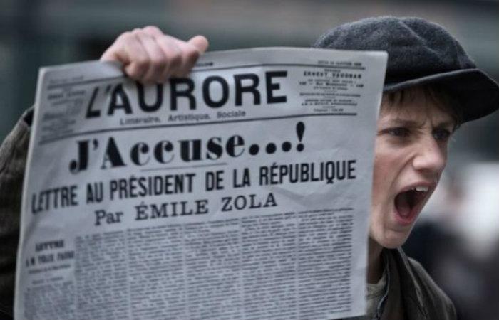 O caso rendeu também o artigo J'Accuse, um dos maiores importantes do jornalismo mundial. (Foto: Divulgação)