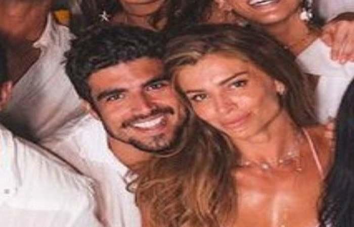 Desde que Grazi e Caio Castro voltaram das Maldivas alguns boatos apontaram que eles poderiam ter se casado durante a viagem (Foto: Reprodução/Instagram )