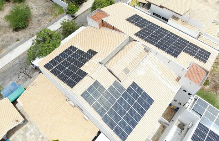 Cooperativa deve financiar compra de placas fotovoltaicas (Foto: Divulgação / Prefeitura de Petrolina)