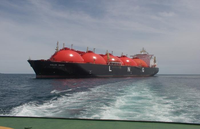 Navio é da frota própria da Golar e é uma unidade permanente estacionária. (Foto: Golar/Divulgação)