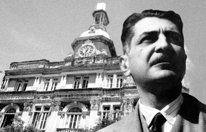Gilberto Freyre escreveu para o Diario de Pernambuco de 1918 até 1987. (Foto: Arquivo DP)