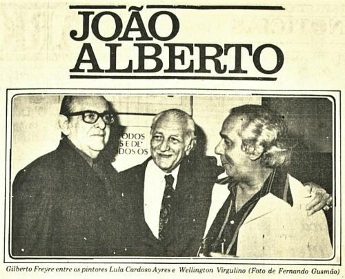 Destaque na coluna de João Alberto (19 de março de 1980) (Foto: Arquivo DP)