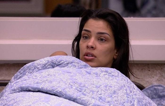 A sister recebeu críticas nas redes sociais. (Foto: Rede Globo/Divulgação)