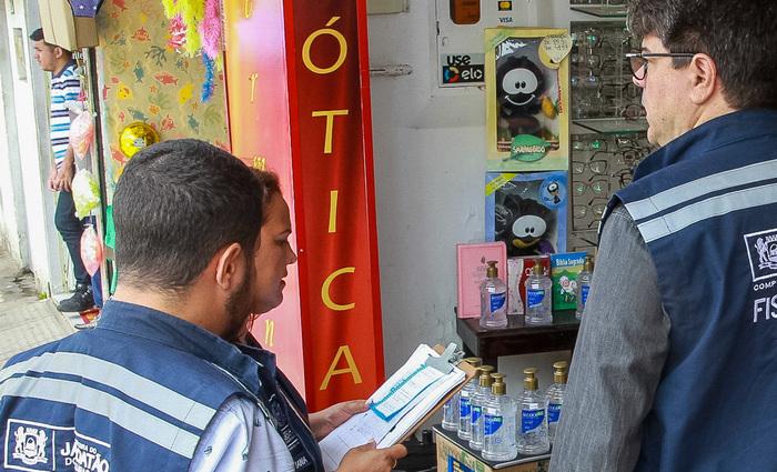 Procon encontrou preços abusivos no comércio de Jaboatão ( Chico Bezerra/ Procon Jaboatão)