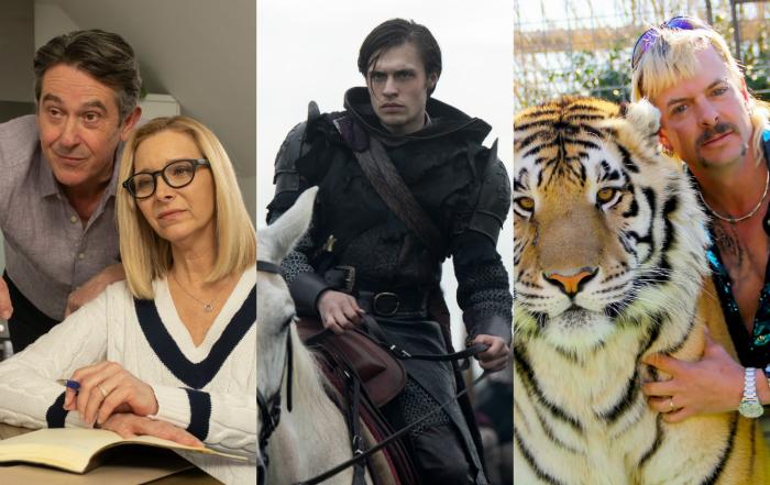 Feel Good, Carta ao Rei e A Máfia dos Tigres. (Foto: Netflix/Divulgação)