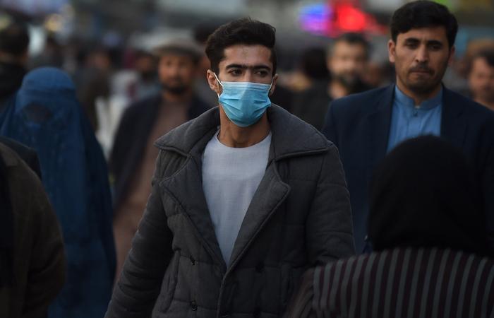 (Foto: WAKIL KOHSAR / AFP)