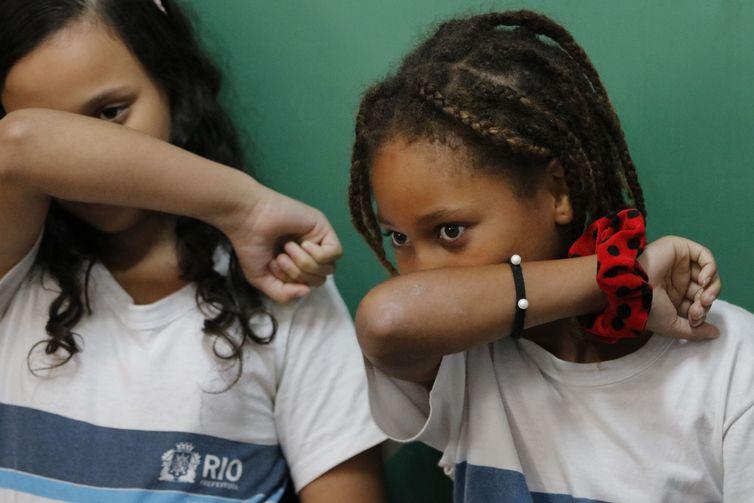 Organismo internacional dá orientações sobre a abordagem (Foto: Fernando Frazão/Agência Brasil)