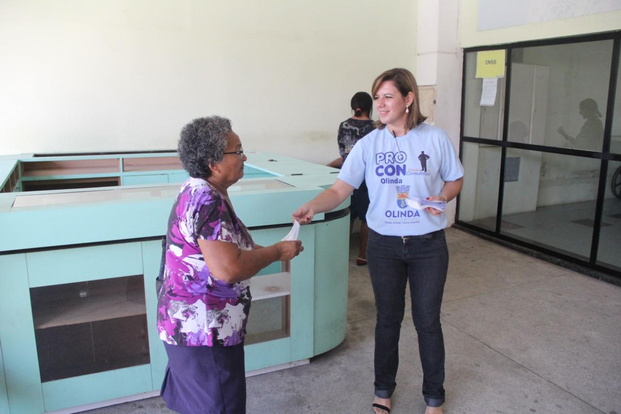 A suspensão temporária vai de 18 a 31 de março (Foto: Prefeitura Municipal de Olinda)