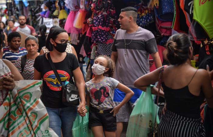 (Foto: Nelson Almeida/AFP)