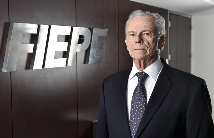 ( Presidente do Sistema FIEPE, Ricardo Essinger/Divulgação)