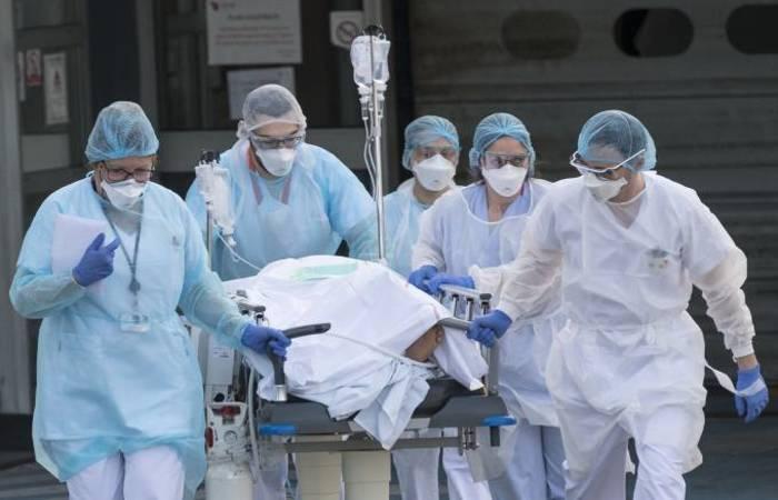Resultado de imagem para Itália bate recorde e registra 627 mortes em um intervalo de 24 horas