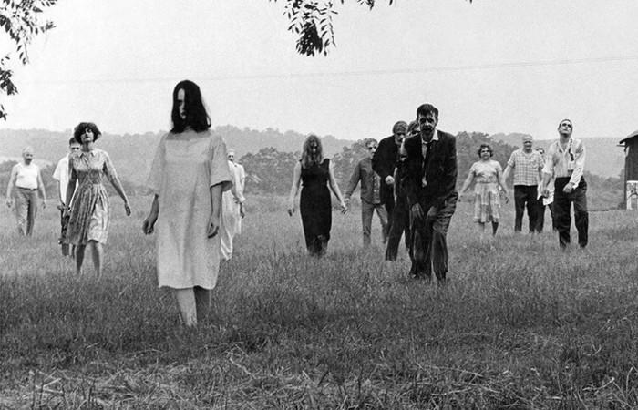 Noite dos mortos-vivos (1968), de George A. Romero, que antes de tudo é uma grande reflexão sobre o modelo de sociedade estadunidense. (Foto: Divulgação)