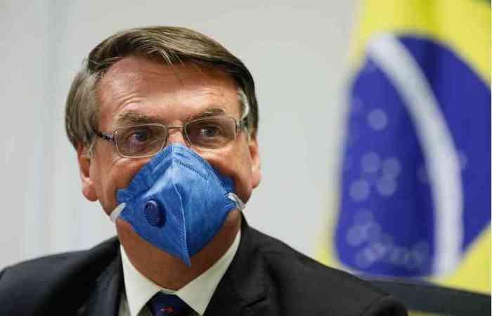 Bolsonaro é um dos pacientes que foram testados no HFA (Foto: Isac Nóbrega/PR)