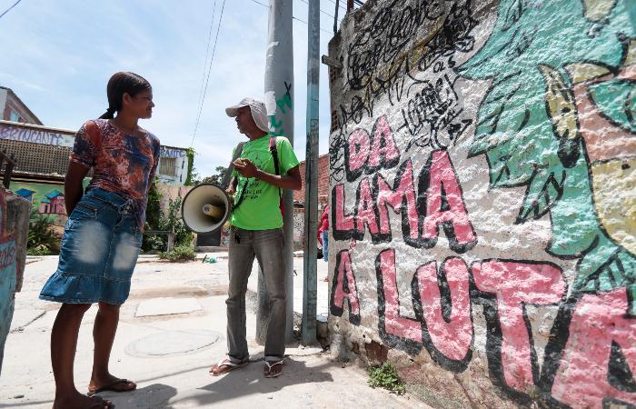 Ação começou na sexta-feira passada (20). (Foto: Tarciso Augusto/Esp. DP.)