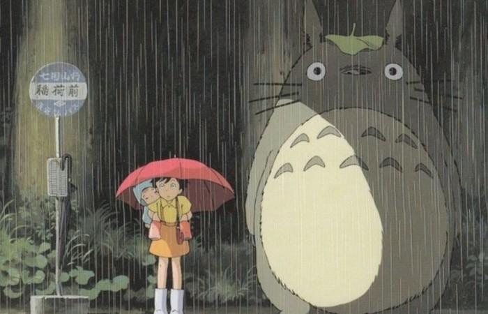Totoro acabou se tornando o mascote dos estúdios. (Foto: Divulgação)
