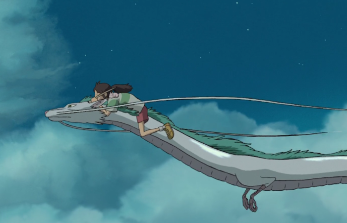 A viagem de Chihiro consagrou o Studio Ghbili com um Oscar de Melhor animação.  (Foto: Divulgação)
