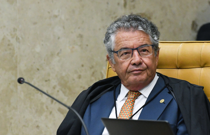 Ministro Marco Aurélio Mello, relator da Ação Civil Ordinária (Carlos Moura/STF)