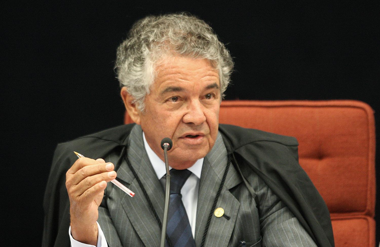 Ministro Marco Aurélio (Nelson Jr/STF)