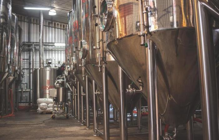 Além de fabricar o álcool em gel em suas instalações, cervejaria vai doar parte do produto para para instituições de saúde e segurança do estado (Foto: Divulgação)