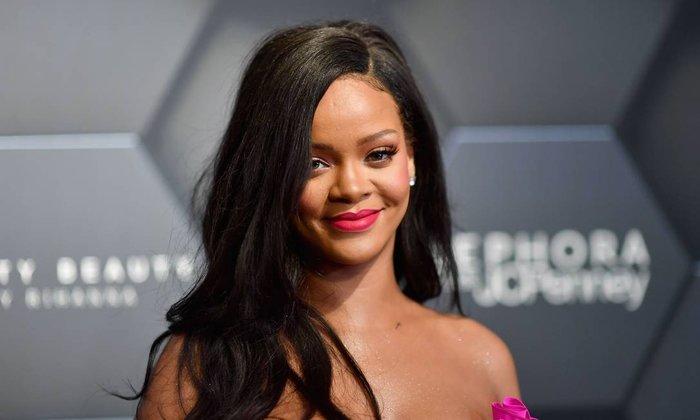 Rihanna foi uma das que se propôs a ajudar. (Foto: ANGELA WEISS / AFP)