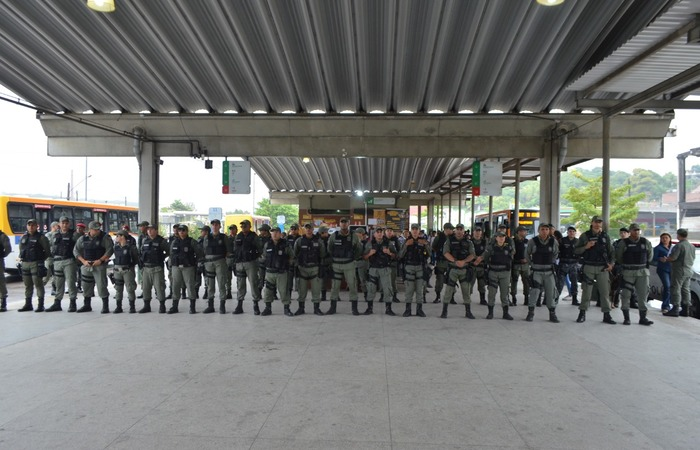 (Foto: Polícia Militar/Divulgação.)