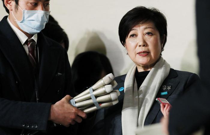 (Foto: STR / JIJI PRESS / AFP)